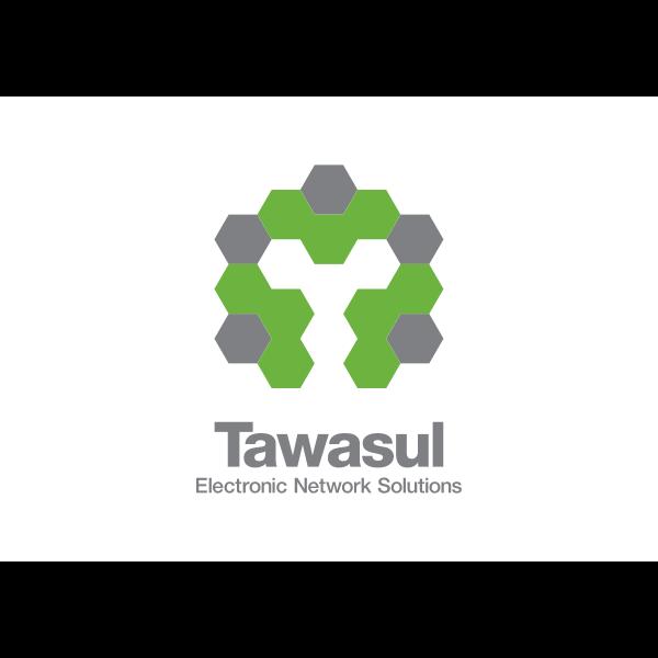 Tawasul Electronic Network Solutions Logo ,Logo , icon , SVG Tawasul Electronic Network Solutions Logo