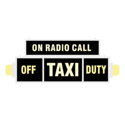 Taxi on Radio Call Logo ,Logo , icon , SVG Taxi on Radio Call Logo
