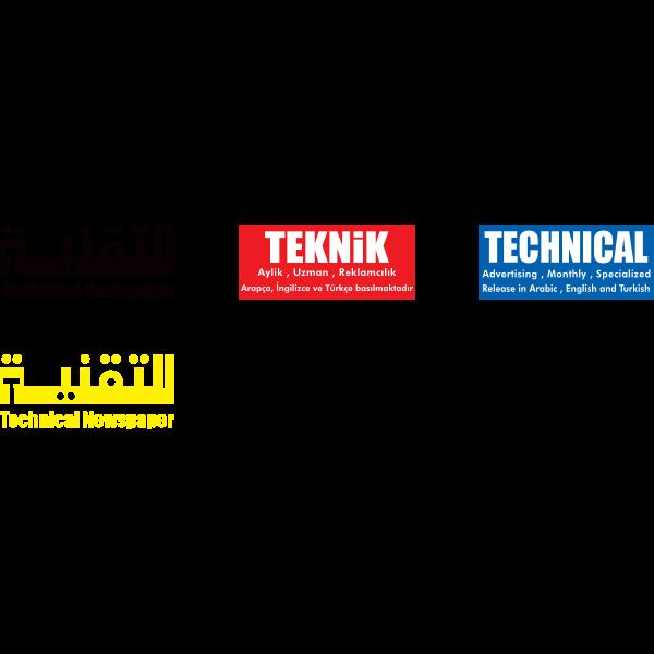 Technical Newspaper Logo ,Logo , icon , SVG Technical Newspaper Logo