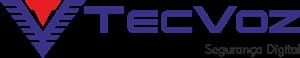 TecVoz Segurança Digital Logo ,Logo , icon , SVG TecVoz Segurança Digital Logo