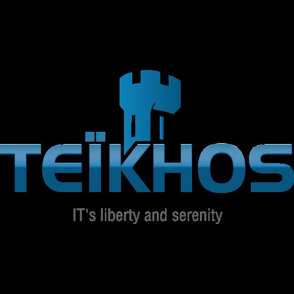 TEIKHOS Logo ,Logo , icon , SVG TEIKHOS Logo