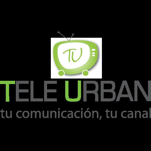 Tele Urban Logo ,Logo , icon , SVG Tele Urban Logo