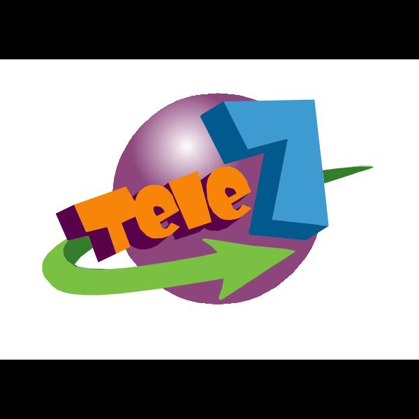 Tele7 Logo ,Logo , icon , SVG Tele7 Logo