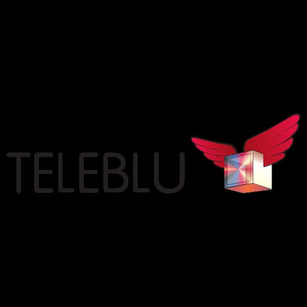 Teleblu Logo ,Logo , icon , SVG Teleblu Logo
