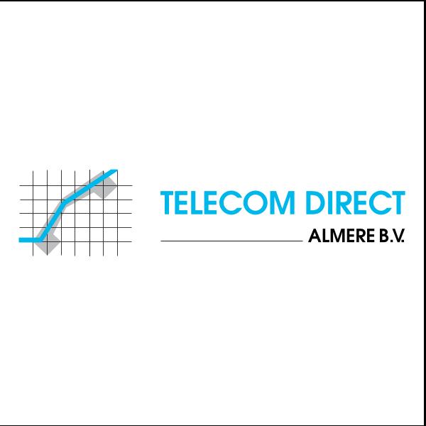 Telecom Direct Almere Logo ,Logo , icon , SVG Telecom Direct Almere Logo