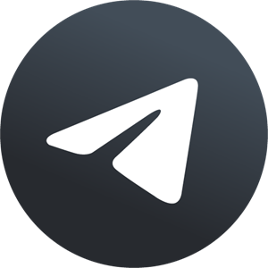 Telegram New 2019 Black X Logo ,Logo , icon , SVG Telegram New 2019 Black X Logo