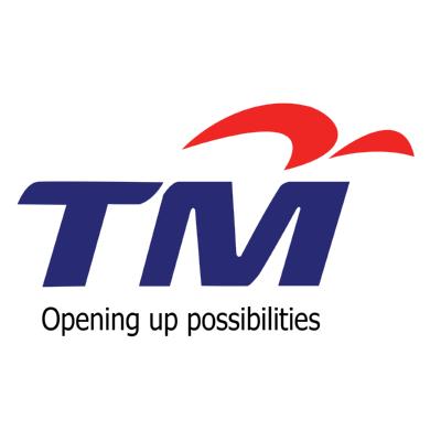 Telekom Malaysia Bhd Logo ,Logo , icon , SVG Telekom Malaysia Bhd Logo