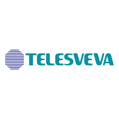 Telesveva Logo ,Logo , icon , SVG Telesveva Logo