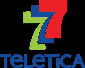 Teletica Canal 7 Logo ,Logo , icon , SVG Teletica Canal 7 Logo