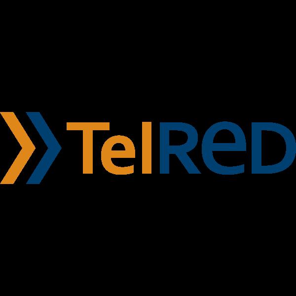 TelRED Logo ,Logo , icon , SVG TelRED Logo