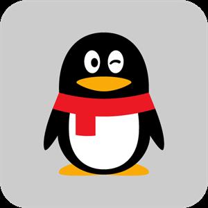 Tencent QQ Messenger Logo ,Logo , icon , SVG Tencent QQ Messenger Logo