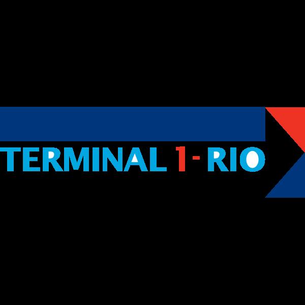 Terminal 1 Rio Logo ,Logo , icon , SVG Terminal 1 Rio Logo
