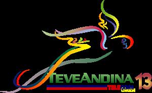 Teveandina Canal 13 1998-2003 Logo ,Logo , icon , SVG Teveandina Canal 13 1998-2003 Logo