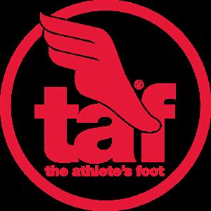 The Athlete's Foot Logo ,Logo , icon , SVG The Athlete's Foot Logo