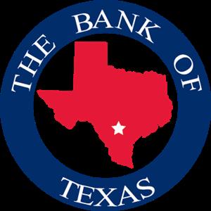 The Bank of Texas Logo ,Logo , icon , SVG The Bank of Texas Logo
