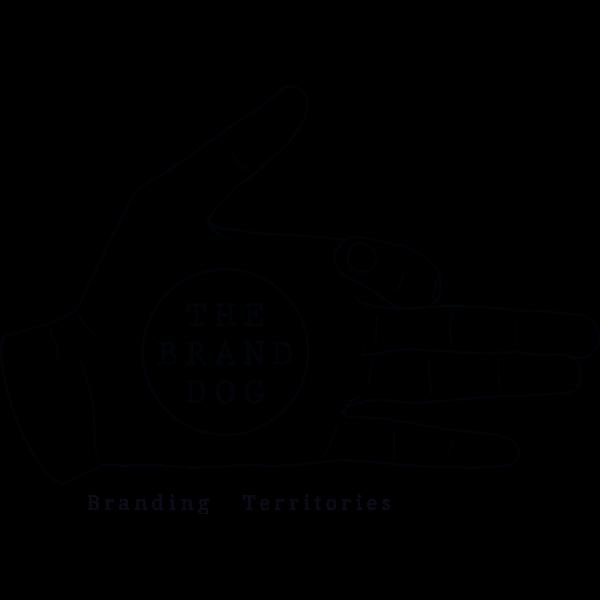 The Brand Dog Logo ,Logo , icon , SVG The Brand Dog Logo