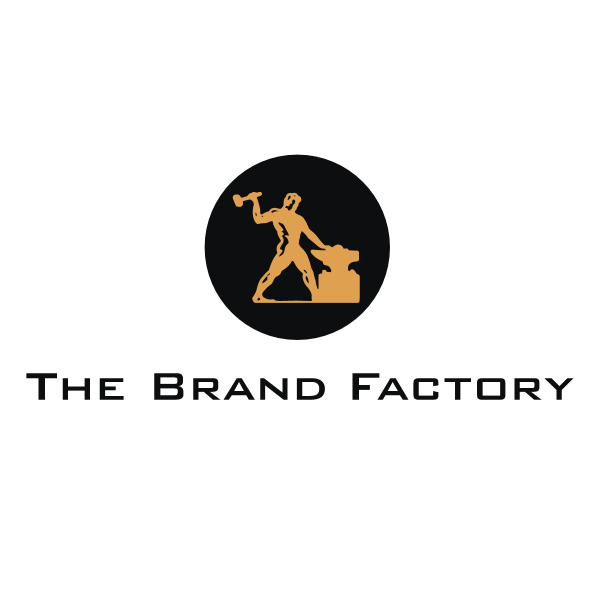 The Brand Factory ,Logo , icon , SVG The Brand Factory
