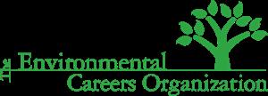 The Environmental Careers Organization Logo ,Logo , icon , SVG The Environmental Careers Organization Logo