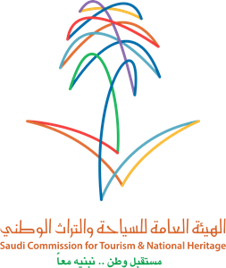The General Authority for Tourism and National Logo ,Logo , icon , SVG The General Authority for Tourism and National Logo