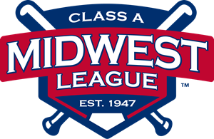 The Midwest League of Professional Baseball Clubs Logo ,Logo , icon , SVG The Midwest League of Professional Baseball Clubs Logo
