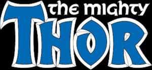 The Mighty Thor Logo ,Logo , icon , SVG The Mighty Thor Logo