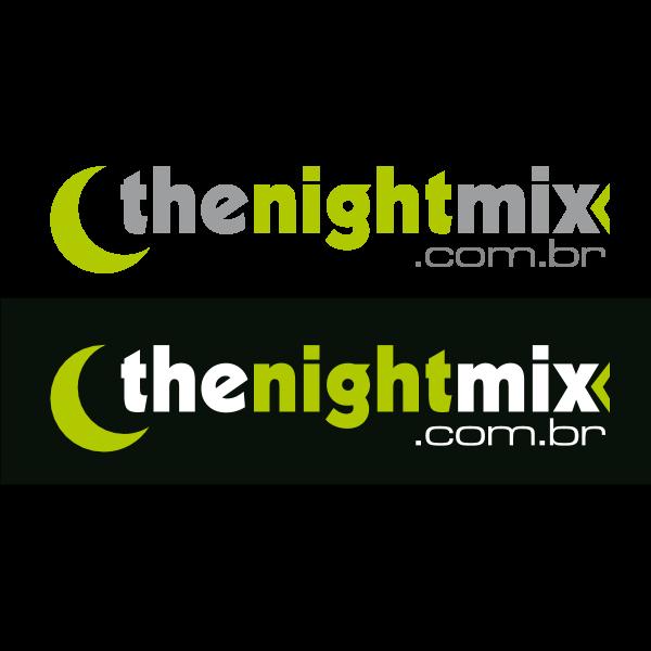 The Night Mix Logo ,Logo , icon , SVG The Night Mix Logo