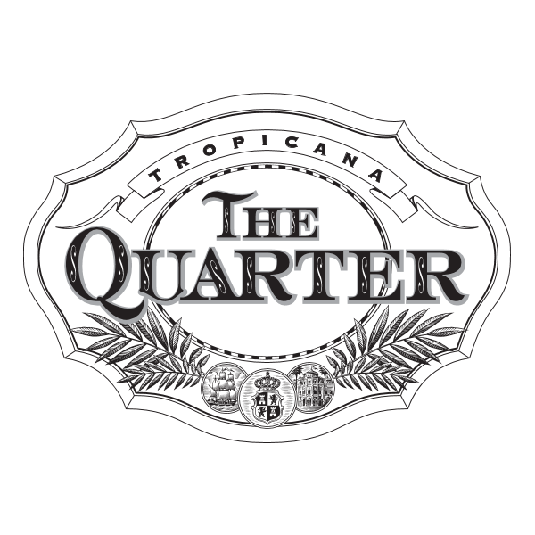 The Quarter Logo ,Logo , icon , SVG The Quarter Logo