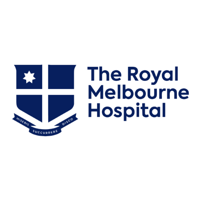 The Royal Melbourne Hospital ,Logo , icon , SVG The Royal Melbourne Hospital