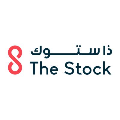 the stock Sa شعار ذا ستوك ,Logo , icon , SVG the stock Sa شعار ذا ستوك