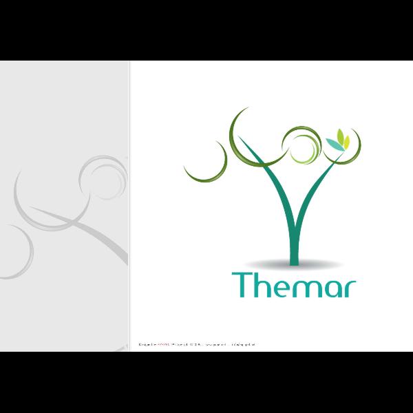 Themar Qatar Logo ,Logo , icon , SVG Themar Qatar Logo