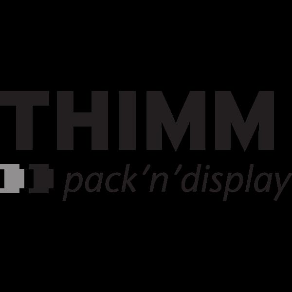 THIMM Pack'n'display ,Logo , icon , SVG THIMM Pack'n'display