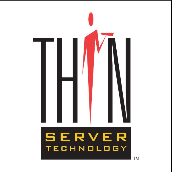 Thin Server Technology Logo ,Logo , icon , SVG Thin Server Technology Logo