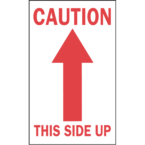 THIS SIDE UP SIGN Logo ,Logo , icon , SVG THIS SIDE UP SIGN Logo