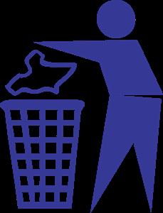 Throw Away Your Trash Logo ,Logo , icon , SVG Throw Away Your Trash Logo