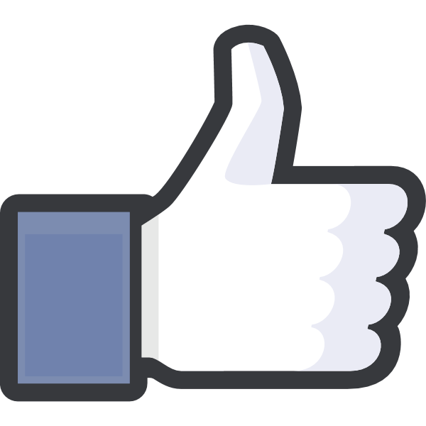 Thumbs Up Facebook ,Logo , icon , SVG Thumbs Up Facebook