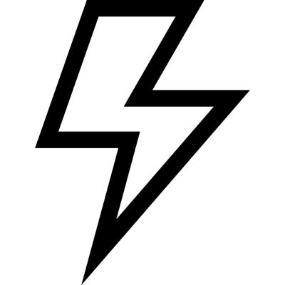 thunder ,Logo , icon , SVG thunder