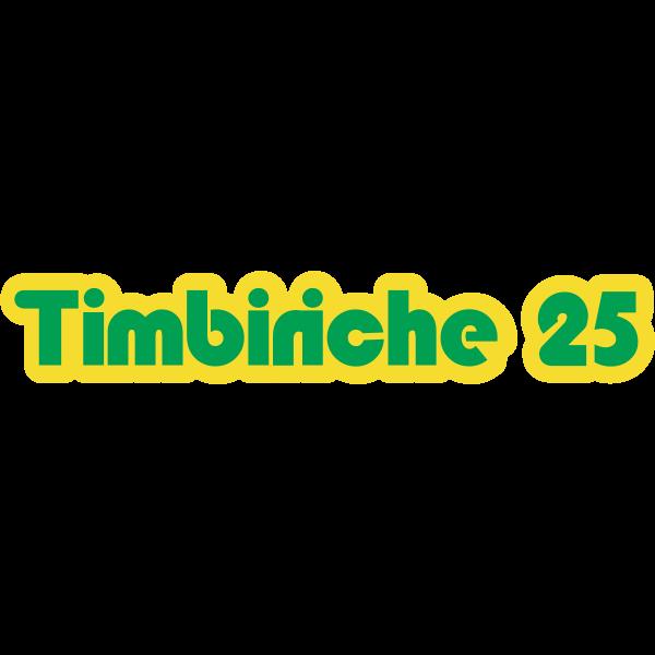 Timbiriche 25 Logo ,Logo , icon , SVG Timbiriche 25 Logo