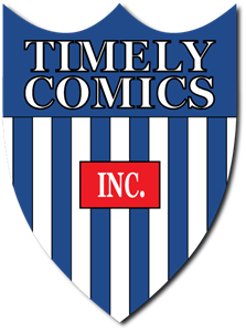 Timely Comics Logo ,Logo , icon , SVG Timely Comics Logo