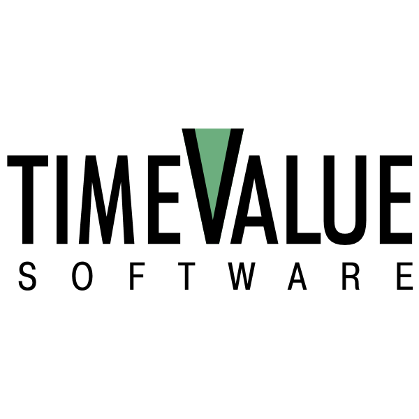 TimeValue Software ,Logo , icon , SVG TimeValue Software