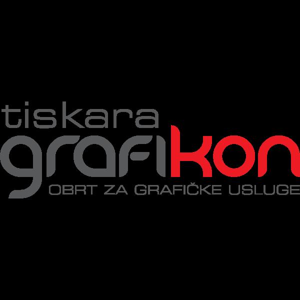Tiskara Grafikon Logo ,Logo , icon , SVG Tiskara Grafikon Logo