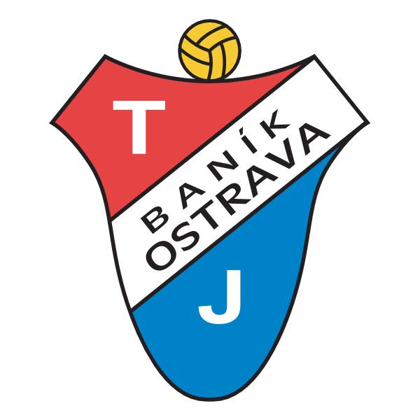 TJ Banik Ostrava Logo ,Logo , icon , SVG TJ Banik Ostrava Logo