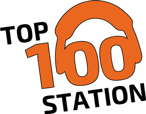 Top 100 station Logo ,Logo , icon , SVG Top 100 station Logo