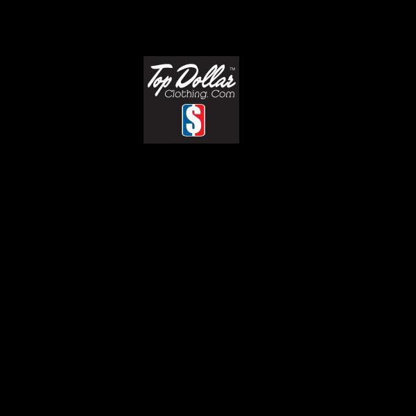 Top Dollar Clothing Logo ,Logo , icon , SVG Top Dollar Clothing Logo