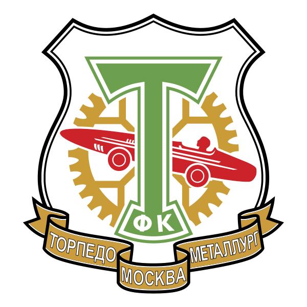 Torpedo Metallurg Moscow ,Logo , icon , SVG Torpedo Metallurg Moscow