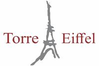 Torre Eiffel Logo ,Logo , icon , SVG Torre Eiffel Logo