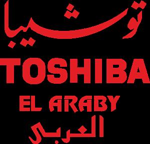 شعار توشيبا العربي ,Logo , icon , SVG شعار توشيبا العربي