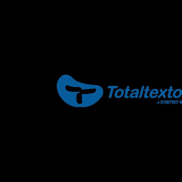 Totaltexto Logo ,Logo , icon , SVG Totaltexto Logo