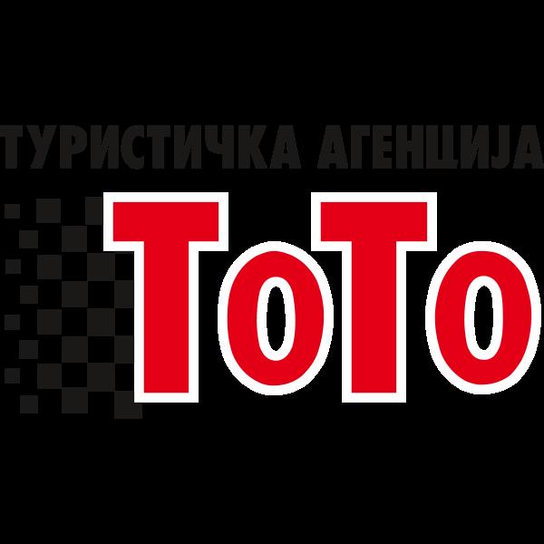 Toto Travel Agency Logo ,Logo , icon , SVG Toto Travel Agency Logo