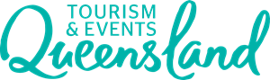 Tourism and Events Queensland Logo ,Logo , icon , SVG Tourism and Events Queensland Logo