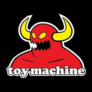 Toy Machine Logo ,Logo , icon , SVG Toy Machine Logo